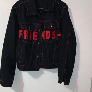 Vlone Denim Jacket *NEW